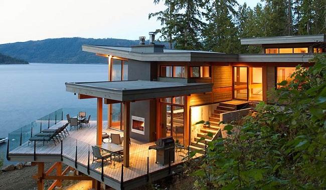 Biệt thự gỗ
