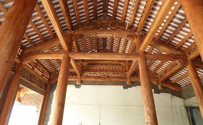 Chi phí xây dựng nhà gỗ 3 gian 5 gian