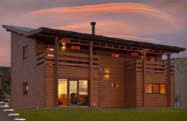 Chi phí xây dựng nhà gỗ thông