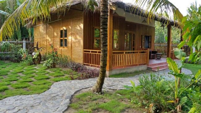 Mẫu nhà gỗ Nam Bộ đẹp