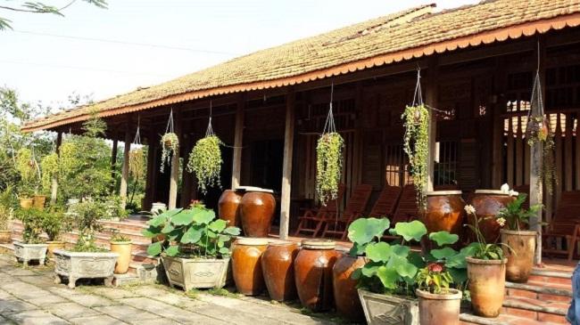 Mẫu nhà gỗ Nam Bộ