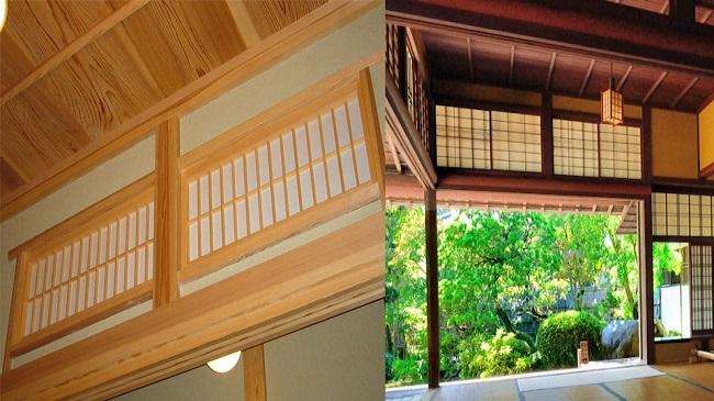 Mẫu nhà gỗ Nhật Bản Ranma