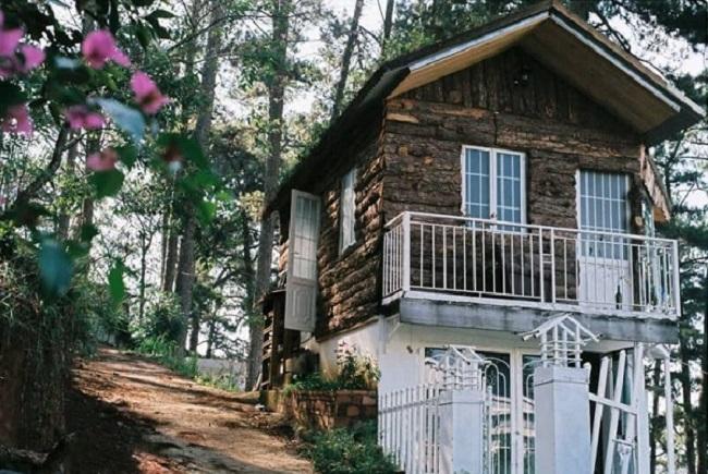 Nhà gỗ Đà Lạt đẹp