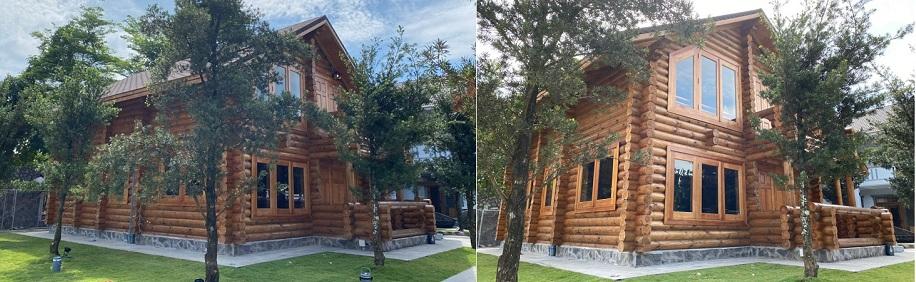 Nhà gỗ nhập khẩu