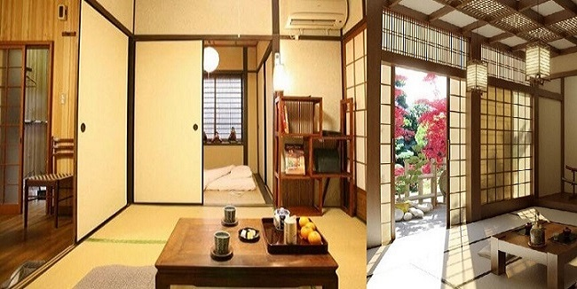 Mẫu nhà gỗ Nhật Bản Genken
