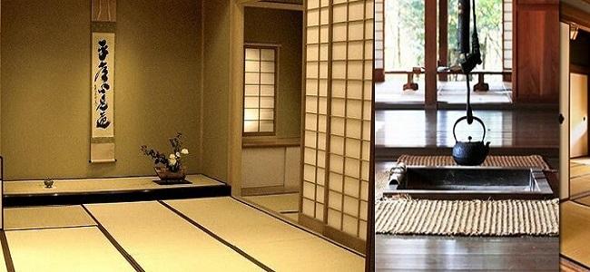 Mẫu nhà gỗ Nhật Bản Tokonoma