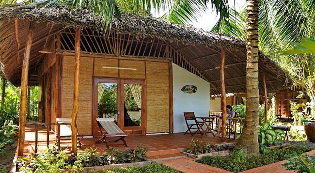 Nhà gỗ phong cách Nam Bộ