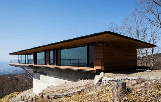 Nhà gỗ Nhật Bản đặc điểm