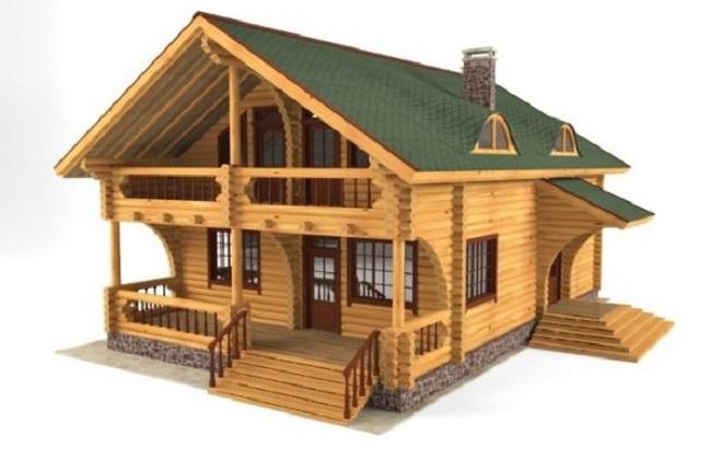 Nhận thi công xây dựng nhà gỗ căm xe