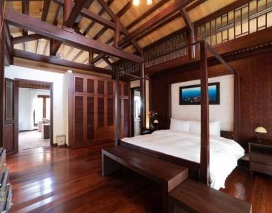 Dự án nhà gỗ Resort Hồ Tuyền Lâm
