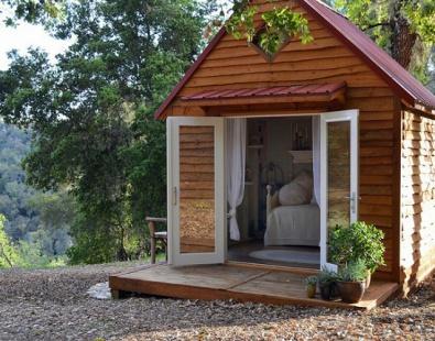 Bộ sưu tập nhà gỗ đơn sơ giản dị