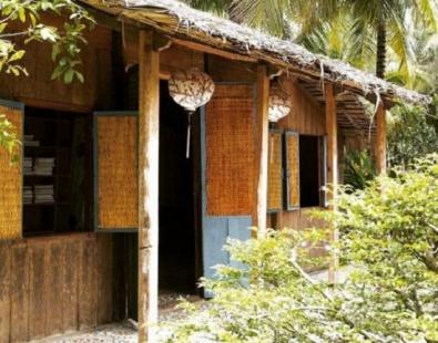 Gợi ý thiết kế nhà gỗ miền Tây