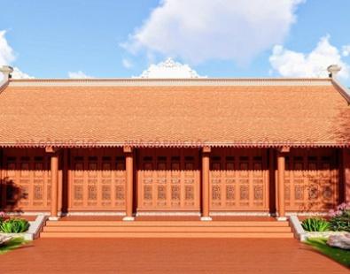 Kích thước nhà gỗ 5 gian tiêu chuẩn